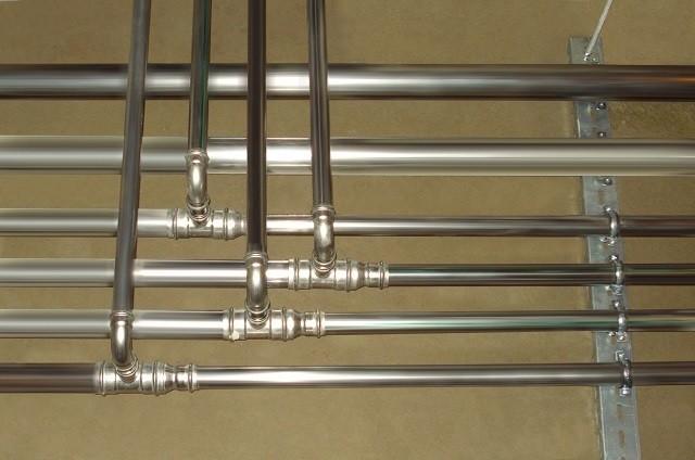 Нержавіючі стальні труби для опалення